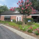 The beautiful Flowing Zen Studio in Gainesville, FL